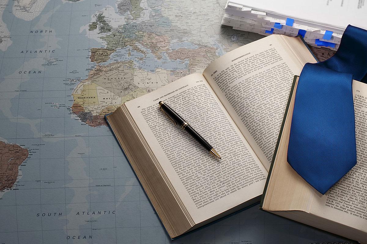 עסקאות בינלאומיות וישוב סכסוכים בינלאומיים