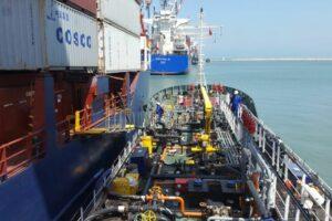 שיעבוד ימי ומעצר אוניות בישראל בגין חוב בשל אספקת דלק