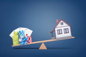 על הימורים בלתי חוקיים, הגרלות מסחריות ומחיר למשתכן