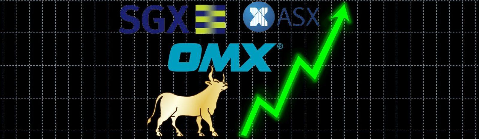 ASX, OMX, SGX והגברת כהן מסינגפור…